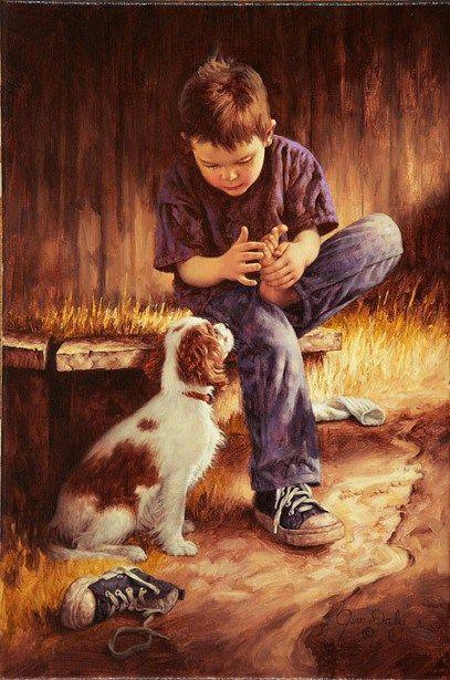 A Sympathetic Friend - Jim Daly