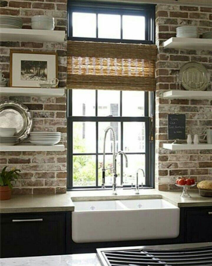 Kitchen rustica