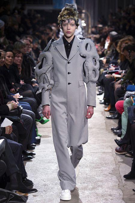 Fall 2013 Ready-to-Wear  Comme des Garçons