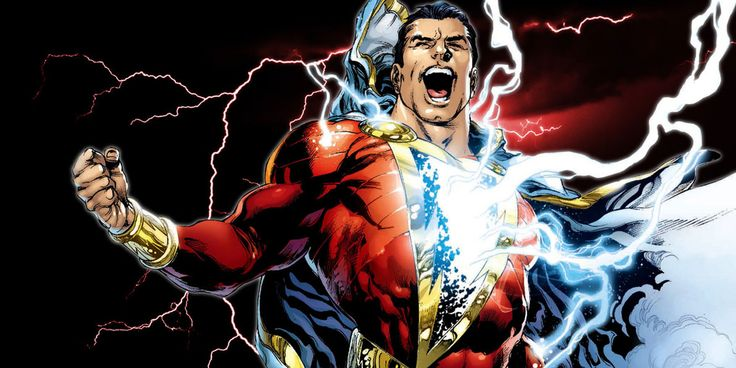 Shazam Movie Rumored To Begin Production in Early 2018 [Updated]