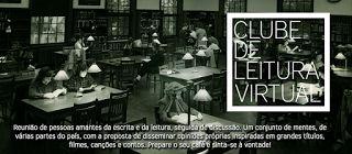 ALEGRIA DE VIVER E AMAR O QUE É BOM!!: [DIVULGAÇÃO DE SORTEIOS] - Clube de Leitura Virtua...