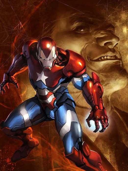 Osborn iron patriot