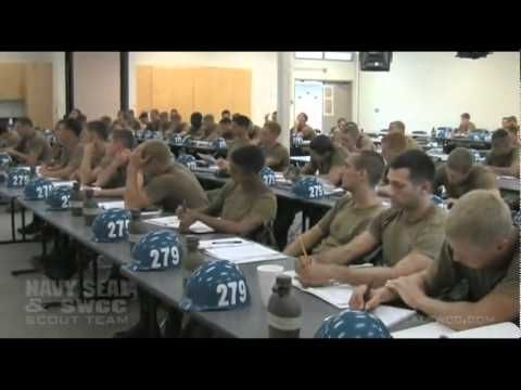 "In his book Chris Kyle talks about the training that he had to go through. Navy Seals have to go through some of the most intense training around. This video gives an explanation of ""Hell Week"". Hell Week is the most intense and vigorous training that they go through. It is 5 ½ days of physical activities the entire time. By the end of the week, most guys have only slept a total of about 4 hours."