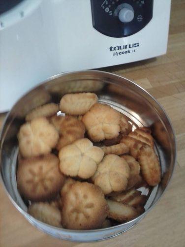 Galletas danesas para #Mycook http://www.mycook.es/receta/galletas-danesas/