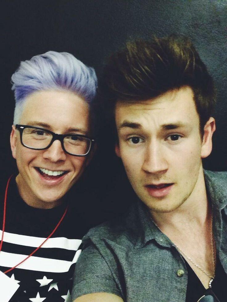 Tyler Oakley Hair Color Tyler Oakley Hair 2014 Tapdance