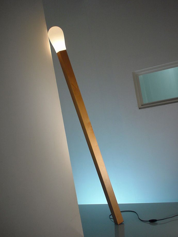 Via Design Rulz | Match Lamp