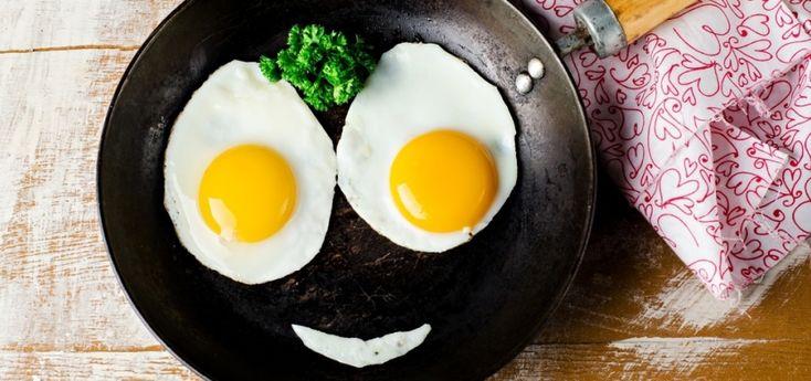 Devět věcí, které se stanou s vaším tělem, pokud budete jíst 2 vajíčka denně!