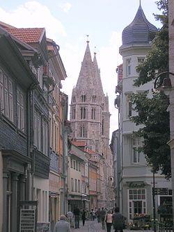 Mühlhausen, Germany