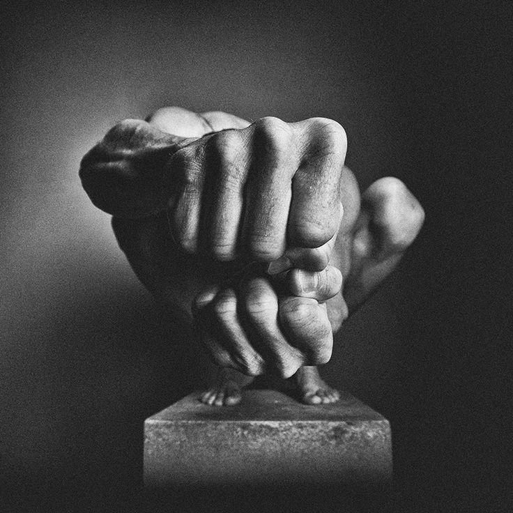 Hands Up by Jörg Heidenberger on Art Limited