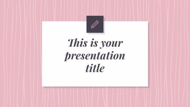 19 Background Ppt Warna Pink Free Pink Powerpoint Templates And Google Slides Themes In 2020 Presentation Template Free Powerpoint Templates Google Slides Themes