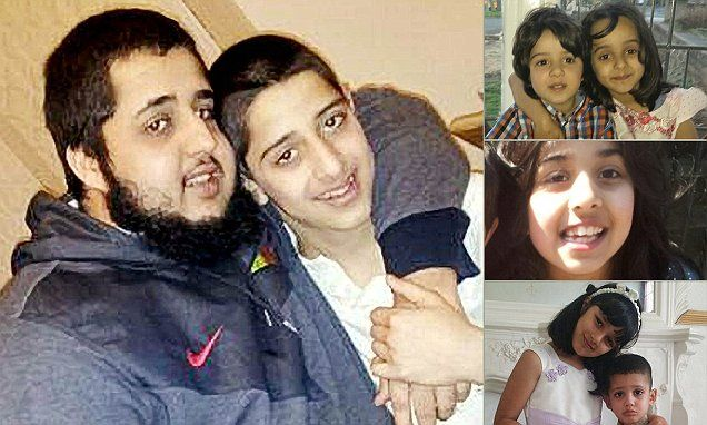 The brother who lured three British wives into joining ISIS #DailyMail