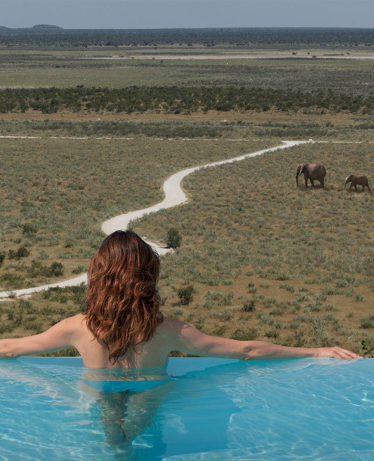 Dolomite Camp, Etosha National Park, Namibia.