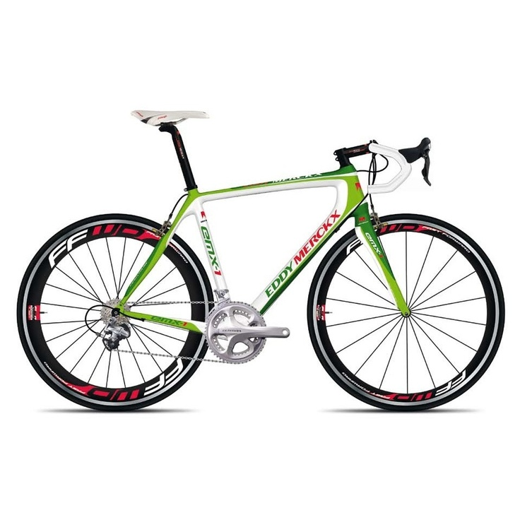 Eddy Merckx EMX-1 Shimano Ultegra 6700   Eddy Merckx Road Bikes   Merlin Cycles (Eddy Merckx meets Eddie Stobart)