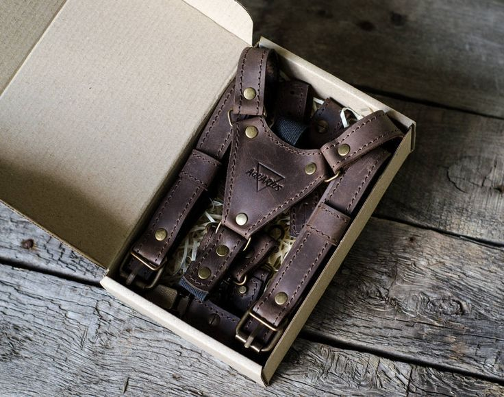 Personalized leather suspenders leather suspenders with Monogram wedding suspenders mens braces for grooms suspenders Groomsmen gift retro