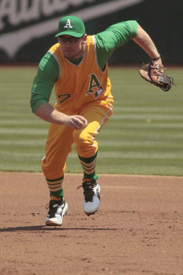 promo code 6dc3d b8235 Oakland Athletics throwback | Baseball - Throwback Uniforms ...