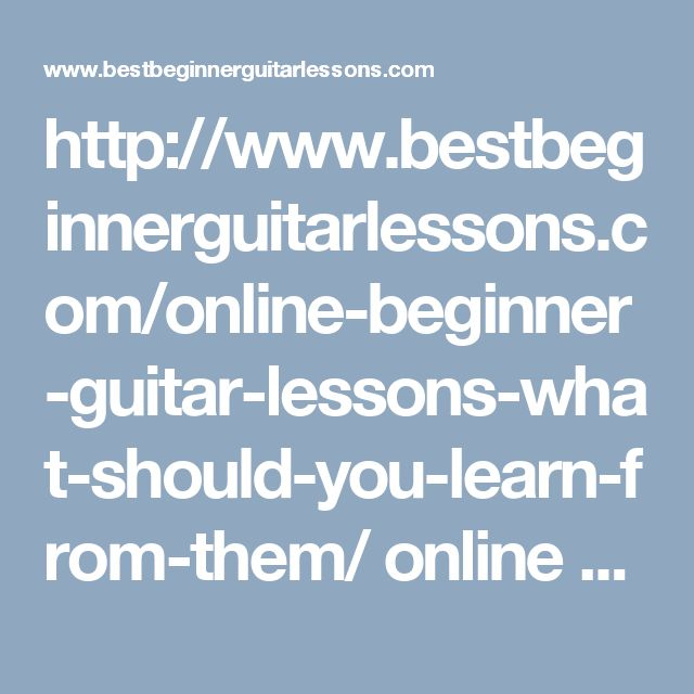 In What Order Should You Learn Guitar Chords?