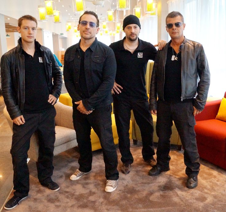 U2 Cover Band Zen Garden at Park Inn by Radisson Pulkovo Airport