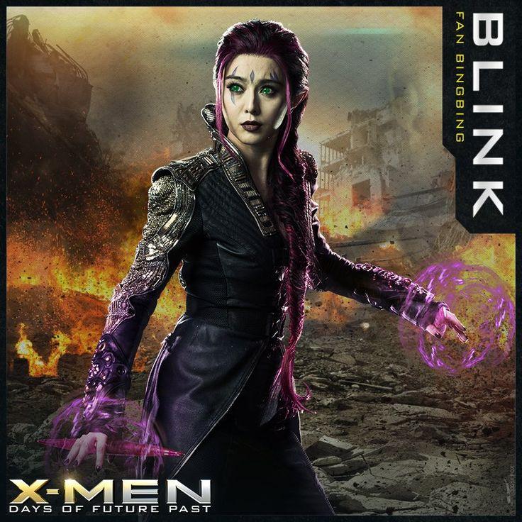 X Men Blink Bingbing