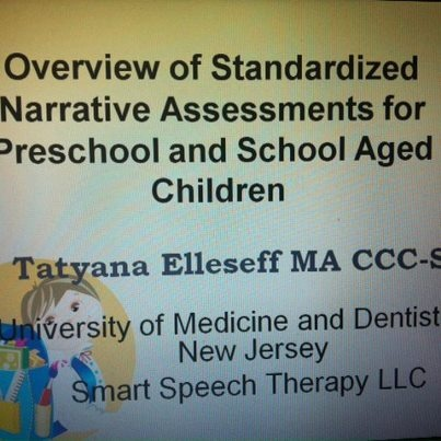 New Giveaway From Smart Speech Therapy LLC!-Overview of Standardized Assessments for Preschool and School Aged Children. Be the first 600 to like her Facebook page, leave a comment on her blog, and she'll pick 20 winners! Pinned by SOS Inc. Resources.  Follow all our boards at http://pinterest.com/sostherapy  for therapy resources.
