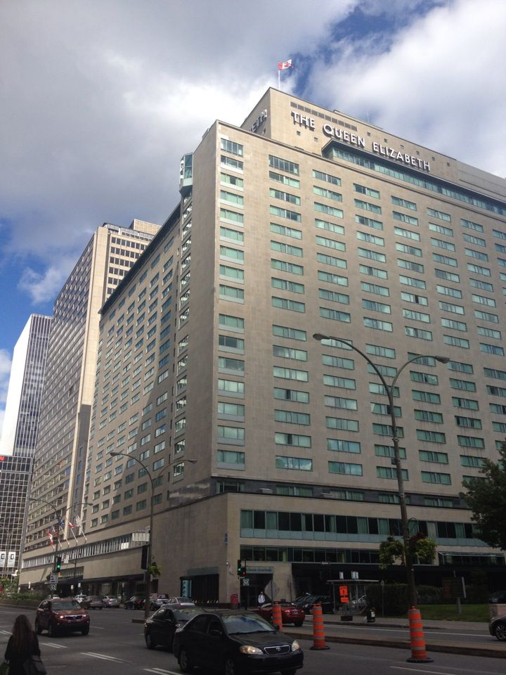 One Of The Most Historic Hotels In Montreal John Lennon Wrote And Recorded Give