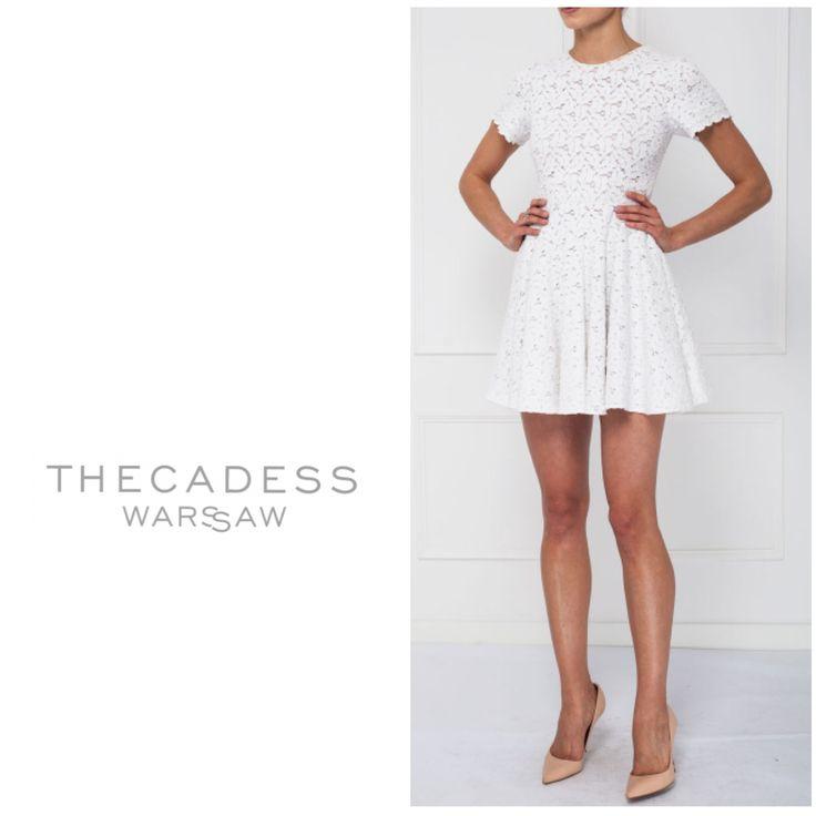 Znajdź wymarzoną sukienkę od Thecadess na Walentynki  Odwiedź sklep thecadess.com  http://thecadess.com/kategoria/sukienki/sukienka-white-cream