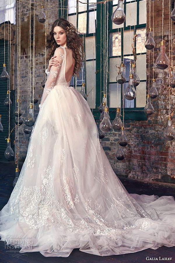 Galia Lahav Bridal Spring 2016 Wedding Dresses — Les Rêves Bohémiens Photo Shoot   Wedding Inspirasi