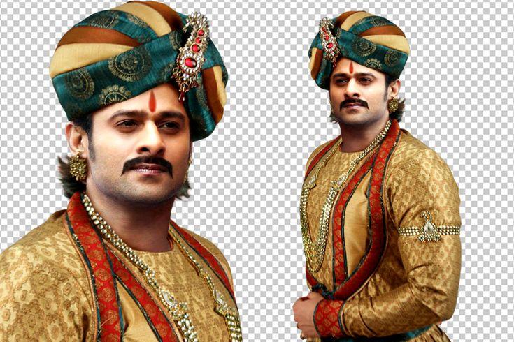Bahubali Prabhas  Large size PSD and PNG Image