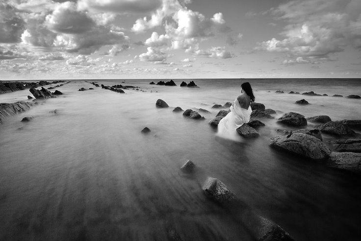 SELECTION OF THE DAY by @ExpoFineArt > Sakoneta Ocean's silence 2014 Paesi Baschi Spagnoli Photo © Patrizia Starnone > > #Expo #FineArt #Photography > #Art