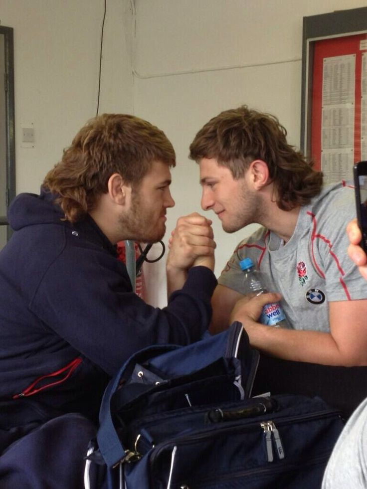 Mullets for the win... #englandrugby #rugby #mullets # ...