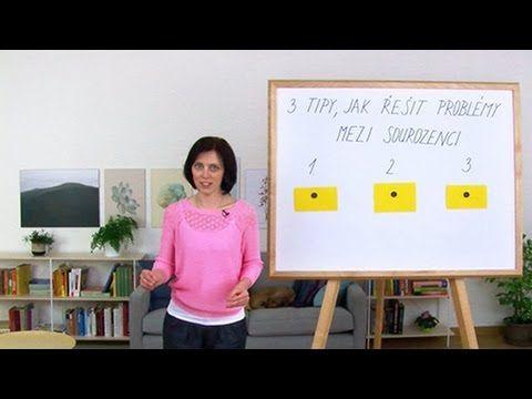 VIDEO: 3 tipy, jak vyřešit sourozenecké spory bez řevu a tahanic — Nevýchova