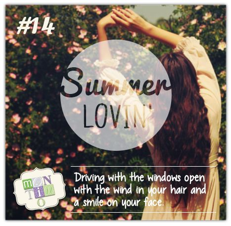 #SummerLovin #Summer Driving with the windows down, nothing better.
