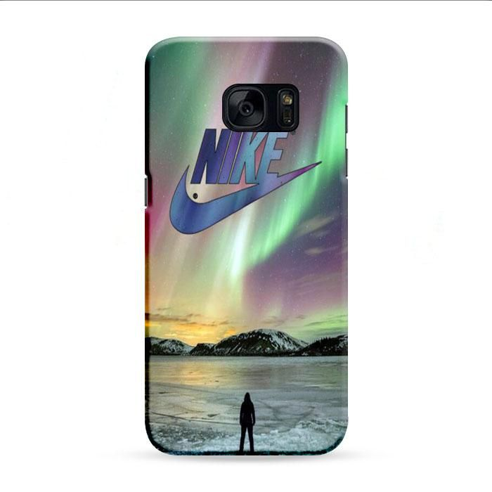 Nike Ice Samsung Galaxy S7 Edge 3D Case