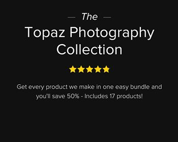 Topaz Holiday Giveaway 2015  Great software if you're into photography - check it out for a chance to win a complete collection of this award-winning collection ‪#‎topaz‬