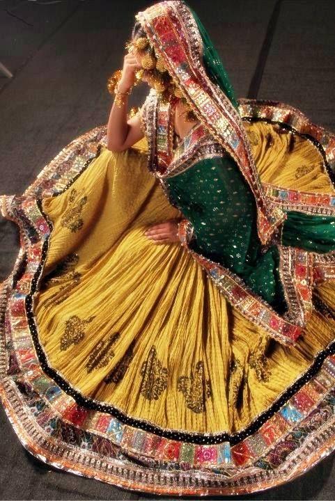 Pakistani Bridal Couture Wedding Dresses 2014