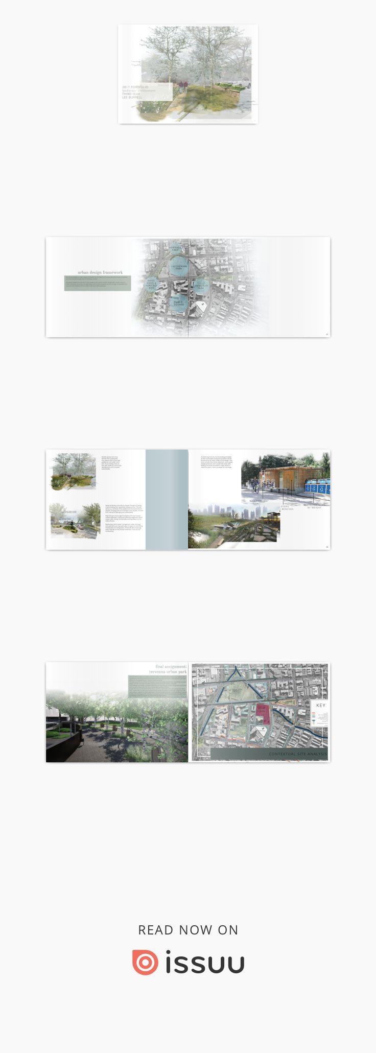 893 best landscape architecture portfolio images on Pinterest