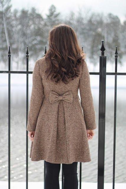 Winter Fashion Inspiration #winter #fashion #moda #invierno #streetstyle