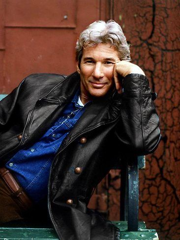 Actor Richard Gere | People mag 2012