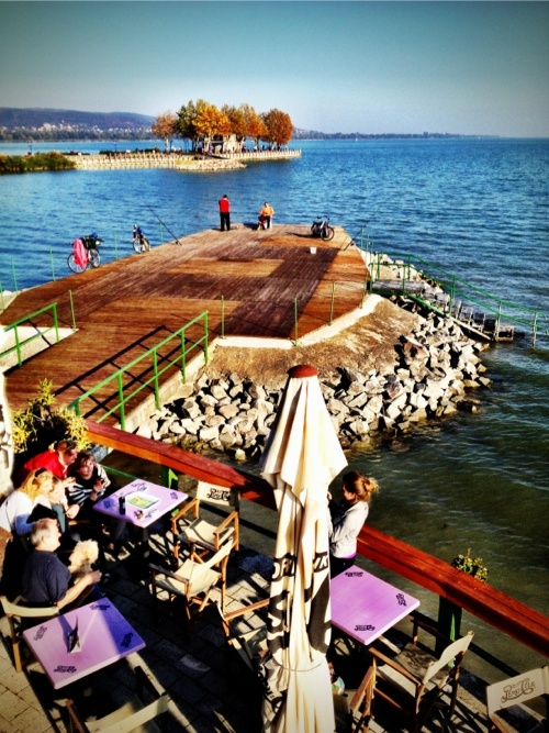 Lake Balaton, Hungary, Europe