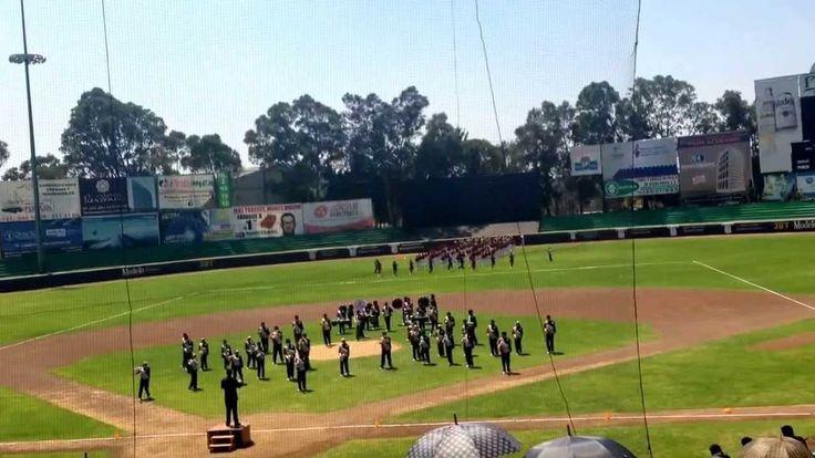Aztecas Banda de Marcha Concurso Estatal Puebla 2014