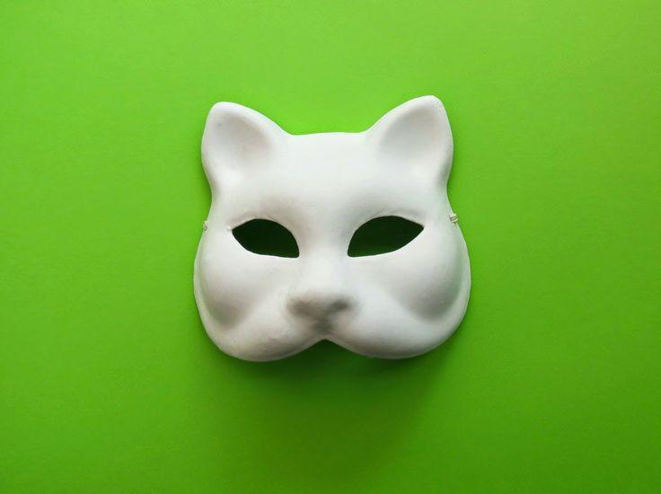 Μάσκες αποκριάτικες απο papier mache #ΧΑΛΚΙΔΑ #ΣΑΜΑΡΤΖΗ #ΧΕΙΡΟΤΕΧΝΙΕΣ #ΒΙΒΛΙΟΠΩΛΕΙΟ #HOBBY #DECOUPAGE #ΜΑΣΚΕΣ