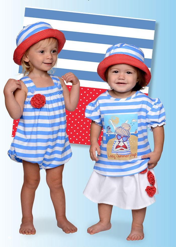 Snopea #ss18: From the #springsummer2018 #babycollection, the Seaside Holiday #babygirls. #babywear #babyclothing #babygirlfashion #snopeawear #snopeasprouts www.snopeasprouts.com