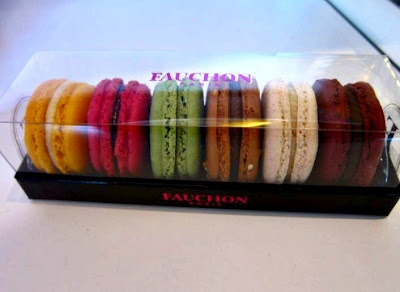 What I bought at Fauchon: Whoop Whoop