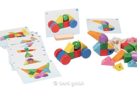Konstruktionsspiel Magnetic Blocks 111318