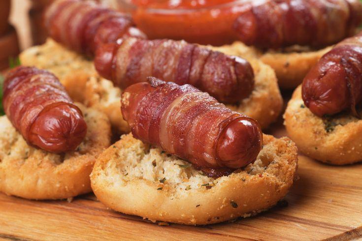 Es una tapa perfecta para sorprender a los peques este verano, y es que estos rollitos de salchicha y bacon rellenos de queso están deliciosos.…