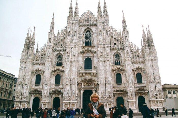 #DonatellaPiatti's #Milan