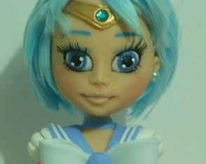 Topo de bolo Sailor Moon