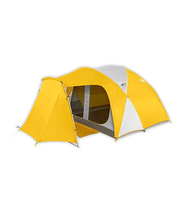 The North Face Equipment Tents Recreational Camping KAIJU 6 - this iss the tent i saw last summer camping and thought perfect for family backpacking. There is a copy of this expenssive one released by an oz company.