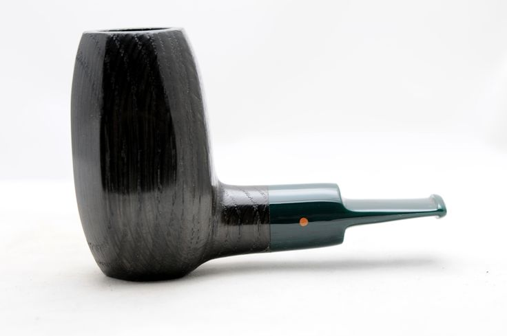 Paronelli Pipe : Pipa Paronelli bog oak billiard fatta a mano