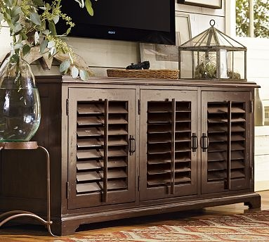 46 best Media console images on Pinterest | Media consoles ...