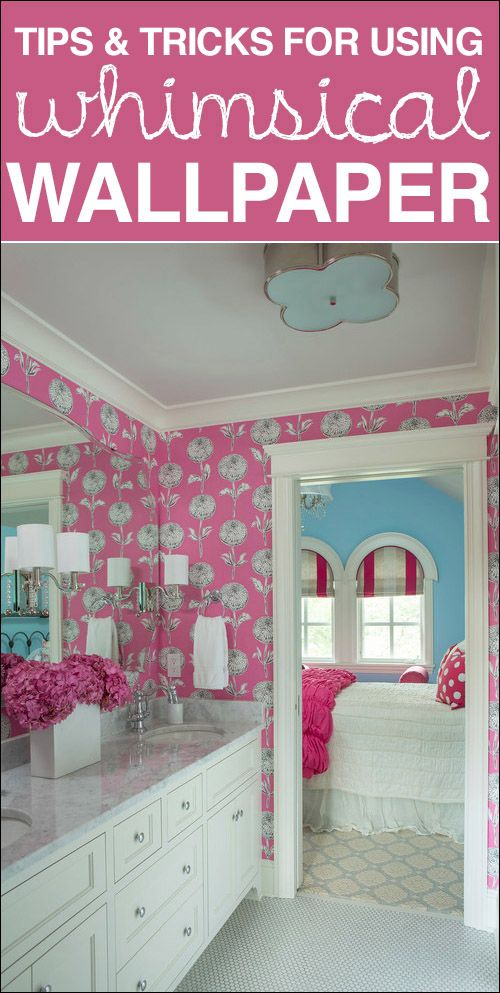 1000 images about little girls room on pinterest little for Bathroom wallpaper near me